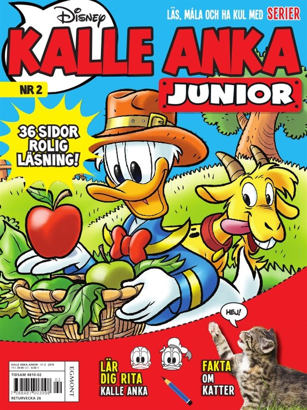 Kalle Anka Junior