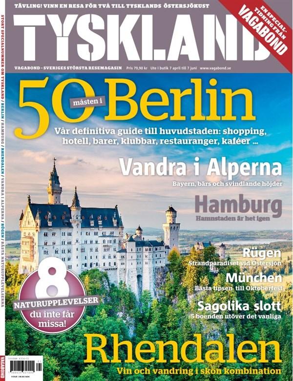 Special nr 1 2016: Tyskland