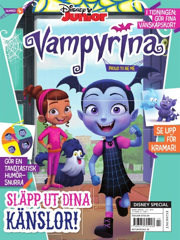 Vampyrina Nr 4