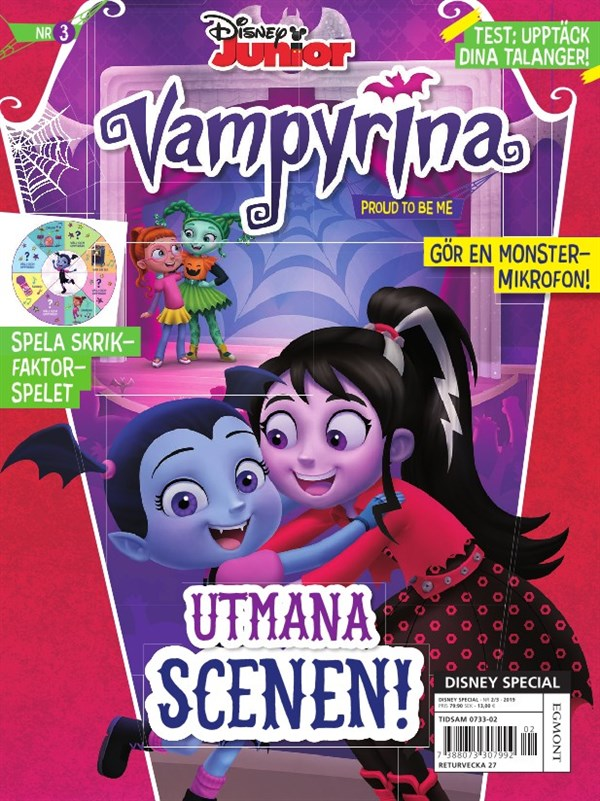 Vampyrina Nr 3