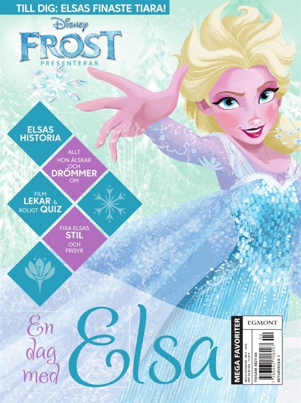 A day with Elsa