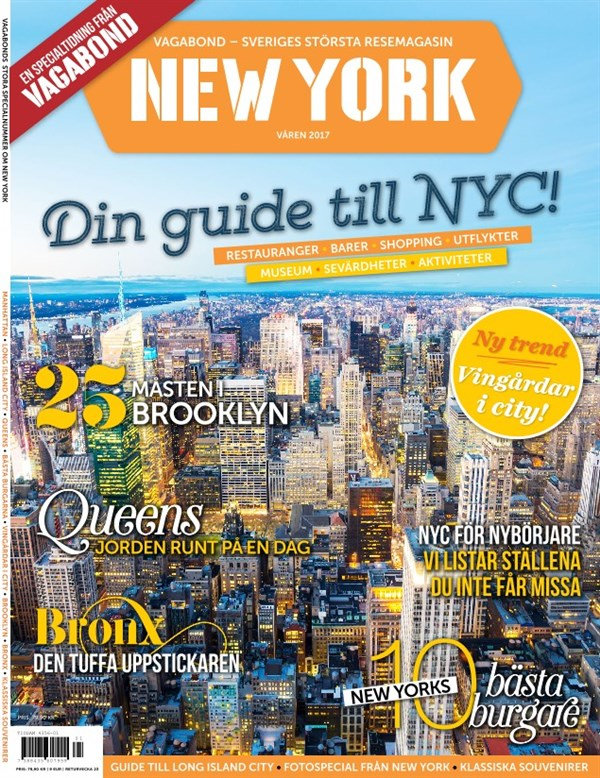Special nr 1 2017: New York