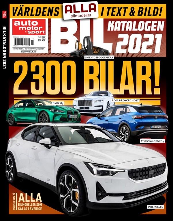 Bilkatalogen 2021