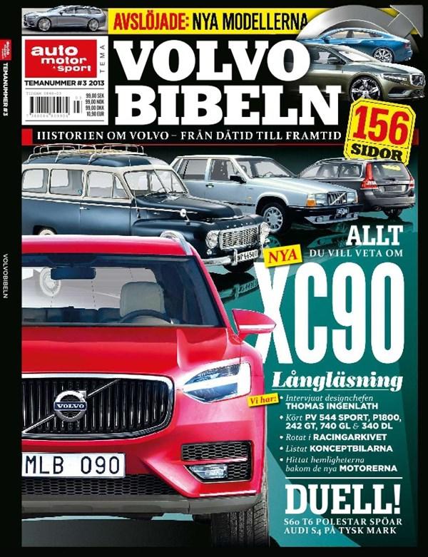 Volvo-bibeln