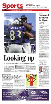 Baltimore Sun: Baltimore breaking news, sports, business