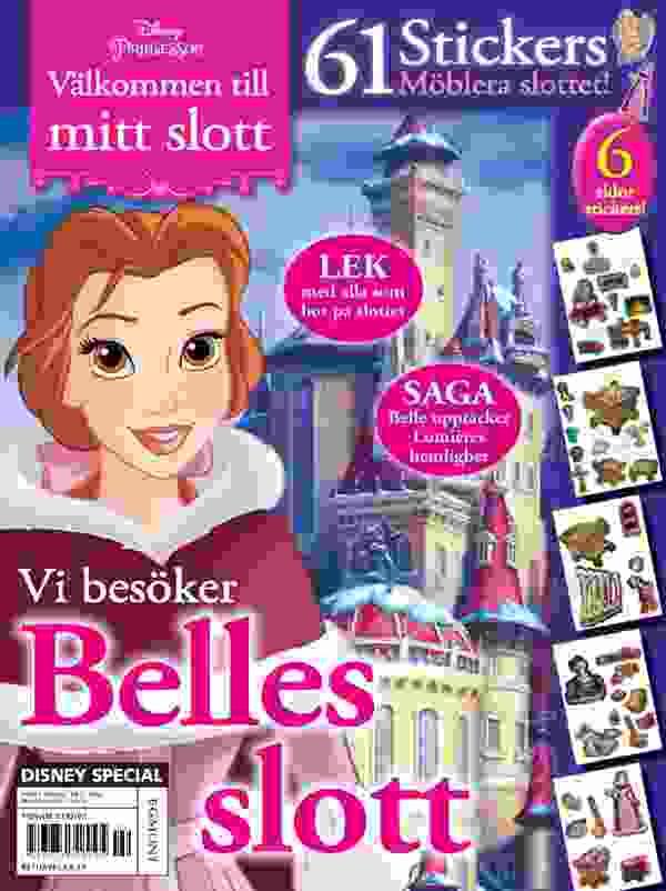Välkommen till mitt slott: Belle