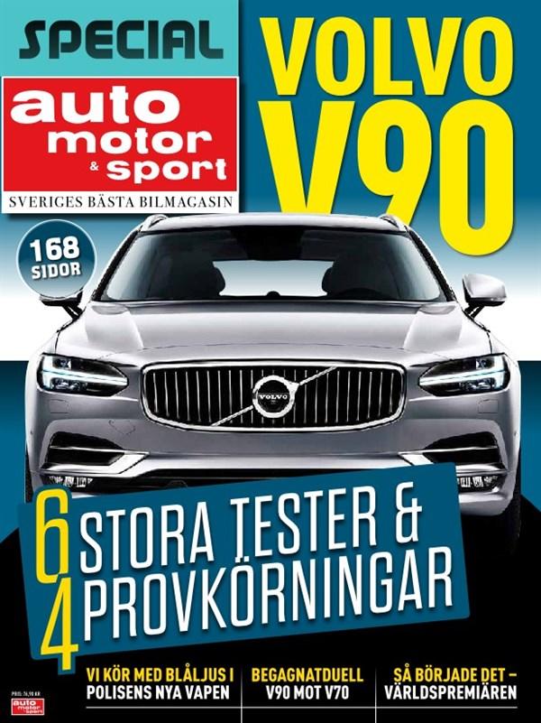 Special Volvo V90